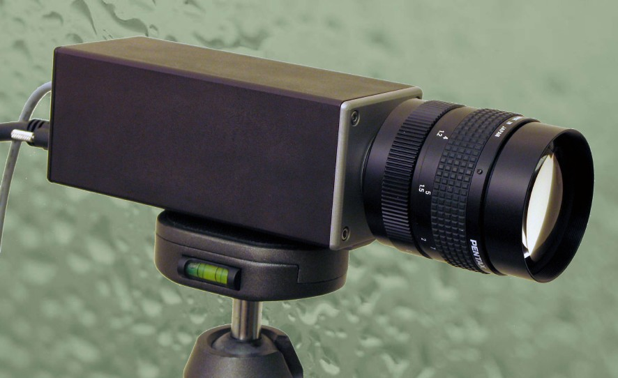 High speed camera: 500 frames per second at 1280 x 1024. High ...